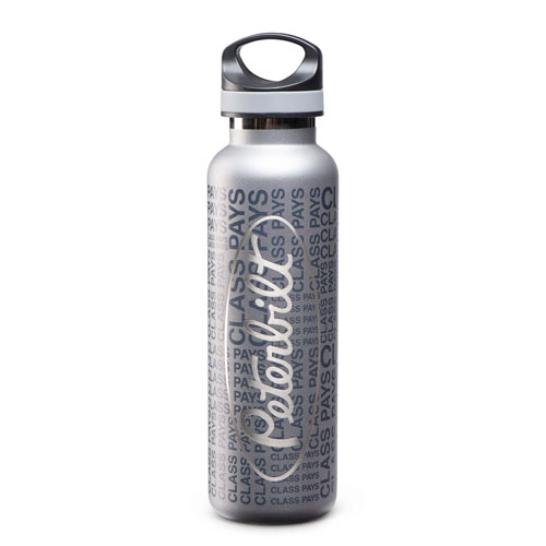 20 oz. Basecamp® Tundra Vacuum-Insulated Bottle with Class Pays Tagline