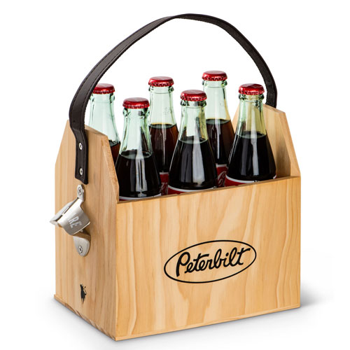 Bullware Wooden Six-Pack Carrier