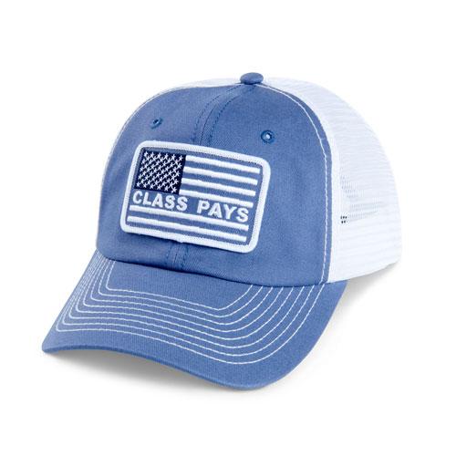 """Class Pays"" Patriot Mesh Hat"