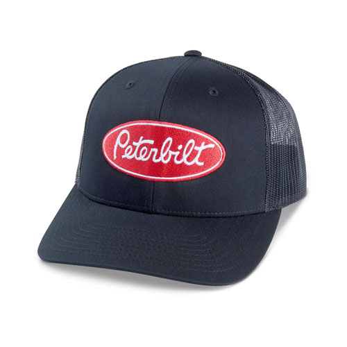 Richardson Mesh Trucker Hat – Black