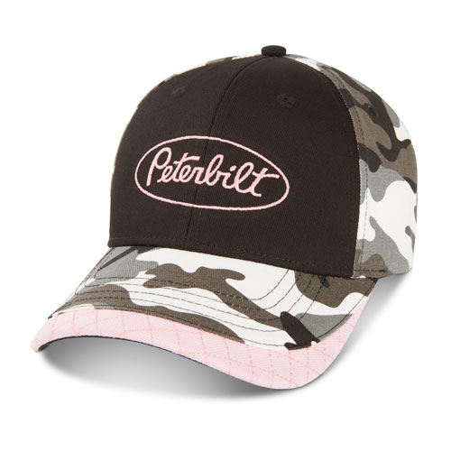 Ladies' Quilt-Stitch Camo Hat