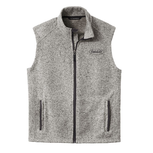 Fleece Sweater Vest