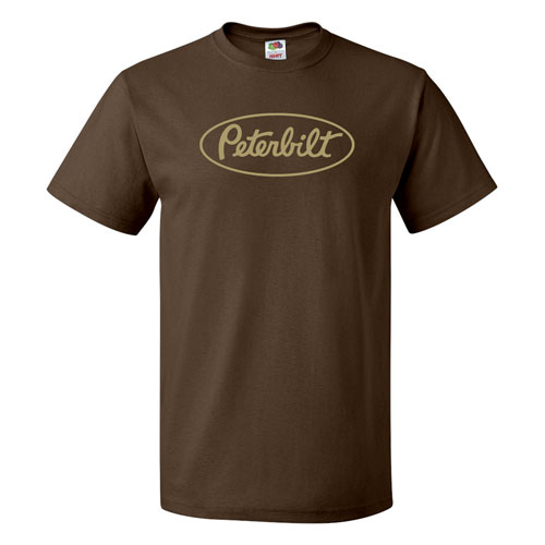 Everyday T-shirt – Brown