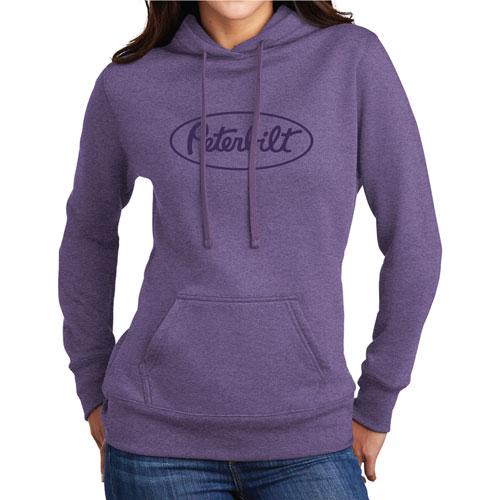 Ladies' Fleece Pullover Hoodie