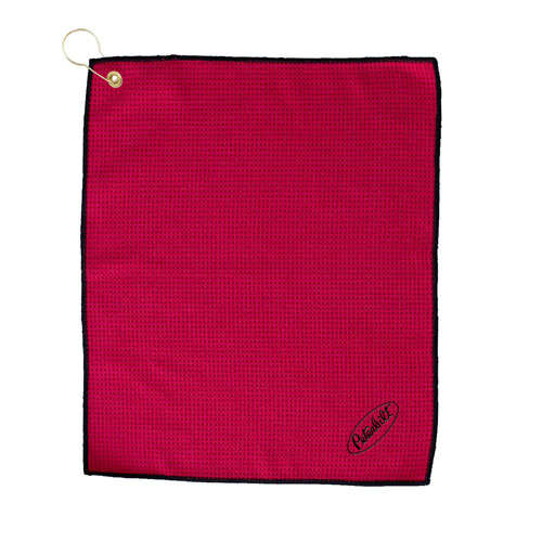 Microfiber Waffle-Knit Golf Towel