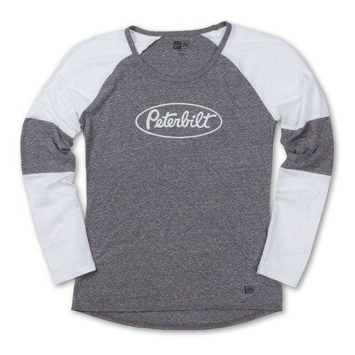 Ladies' Long-Sleeve Baseball Shirt