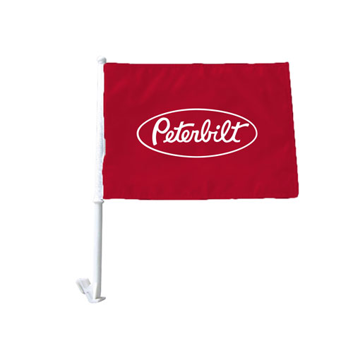 Two-Sided Car Flag