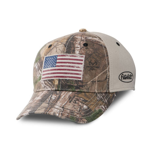 Realtree® Camo Flag Cap