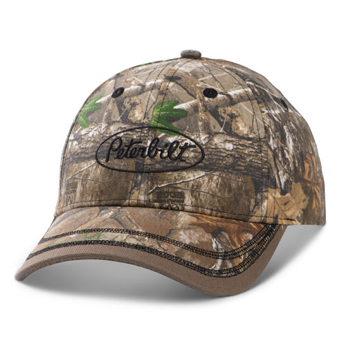 Khaki Realtree EDGE™ Mini Camo Structured Hat
