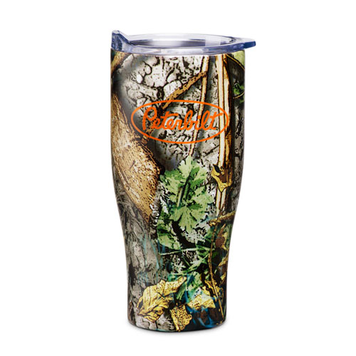 Camo 30 oz. Viking Tumbler with Copper-Lined, Vacuum-Sealed Insulation