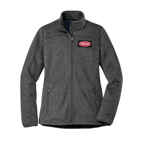 Ladies' Eddie Bauer Black Heather Jacket