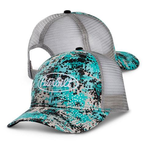Dot-Camo Mesh Hat
