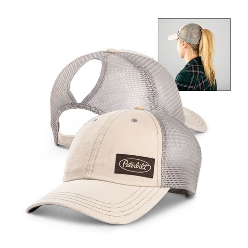 Ladies' Ponytail Mesh Hat