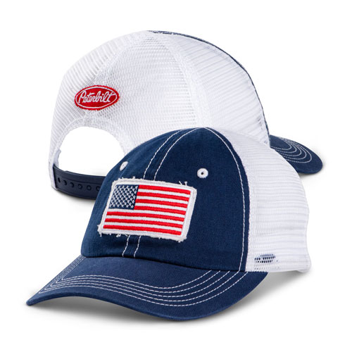 Kids' Flag Trucker Hat