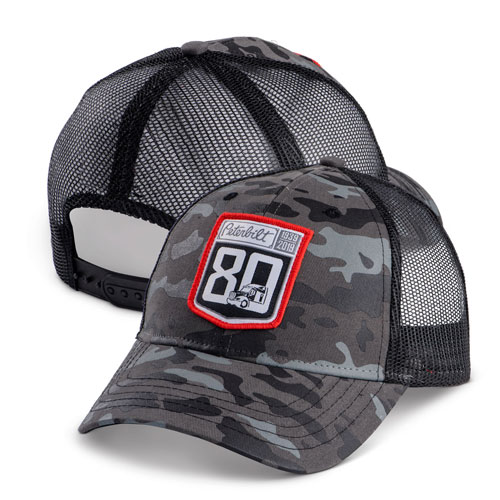 80th Anniversary Camo Trucker Hat