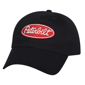 Value Black Chino Twill Hat