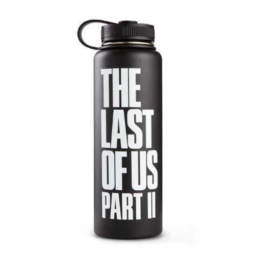 The Last of Us Part II Logo Water Bottle