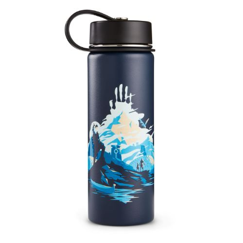 Your Journey Awaits 20oz Water Bottle