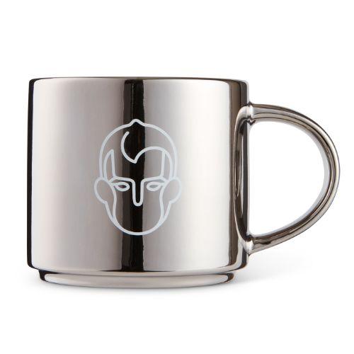 Monoline Design Atreus Metallic Mug