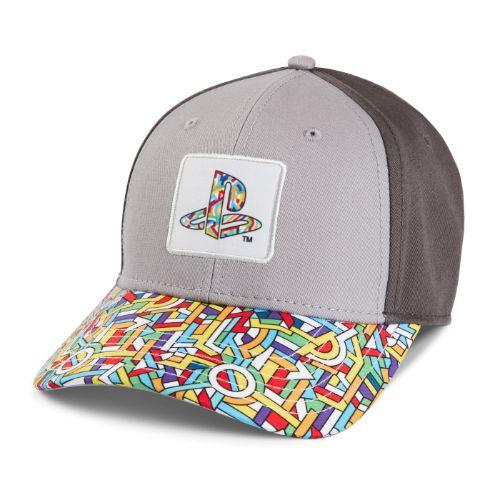Multicolor Logo Hat