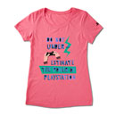 """Women's """"Power Of PlayStation"""" Tee"""