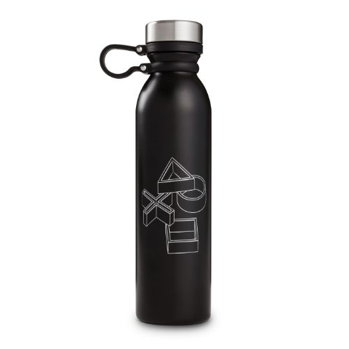 Foil Symbols Water Bottle
