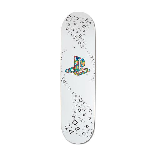 Skateboard Inspired by PlayStation