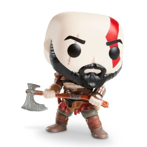 God of War Pop! Games Vinyl Figure - Kratos