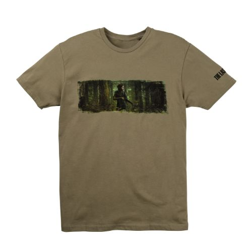 The Last of Us Part II Ellie Forest Tee