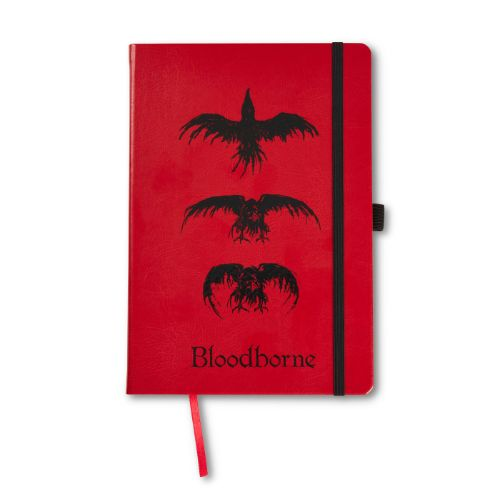 Bloodborne Carrion Crow Journal