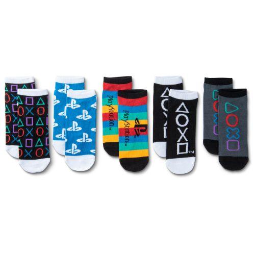 Socks- Multi Color 5 Pack