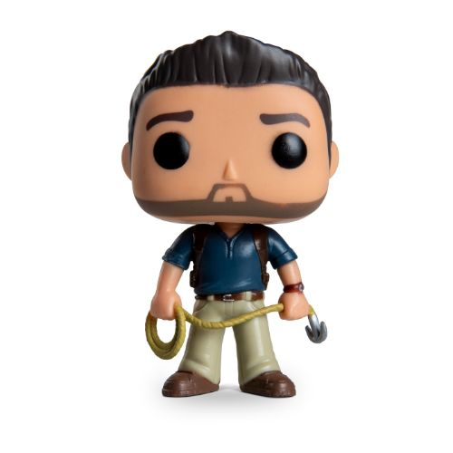 Uncharted Nathan Drake POP! Figure