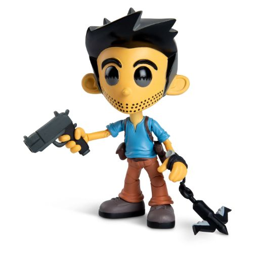 Uncharted 4 Drake Figurine