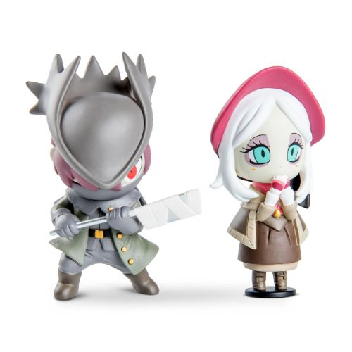Bloodborne Hunter & Doll Figures Set