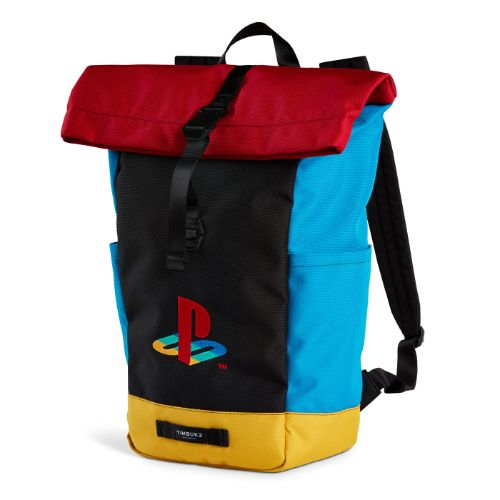 PlayStation Backpack Inspired by Original Logo