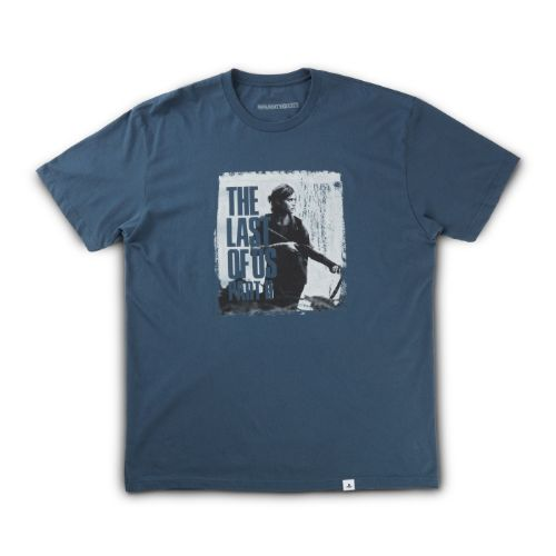 The Last of Us Part II Ellie Indigo Tee