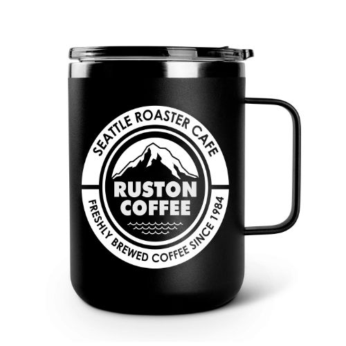 The Last of Us Part II Ruston Camper Mug