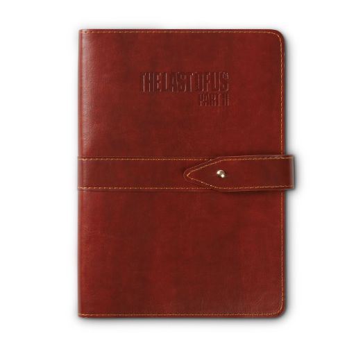 The Last of Us Part II Faux Leather Journal
