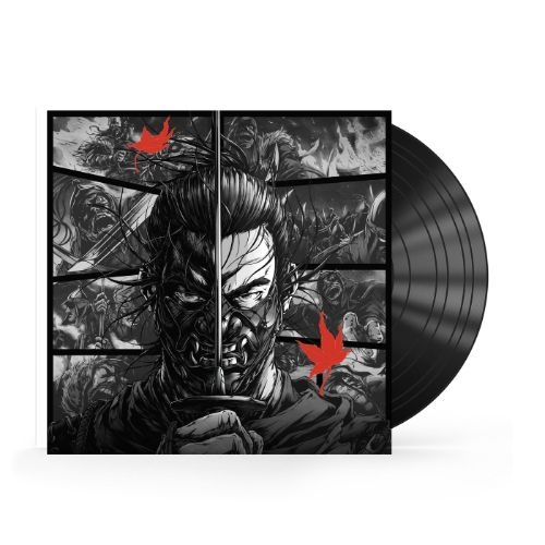Ghost of Tsushima Soundtrack Vinyl Record
