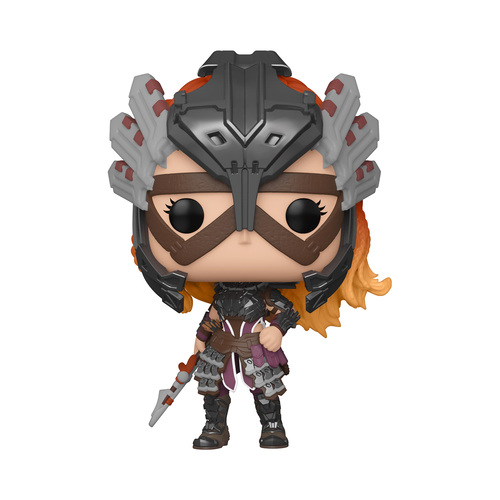 Funko Pop! Games-Horizon Zero Dawn-Aloy in Shadow Stalwart Armor