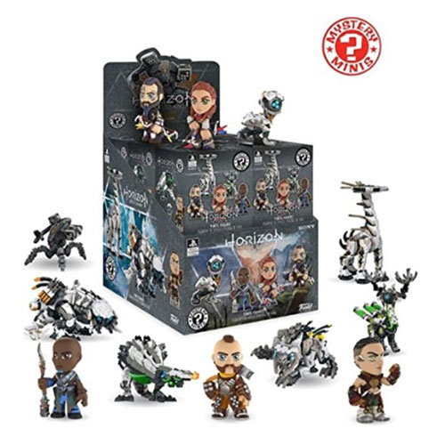 Funko POP! Mini Figures: Horizon Zero Dawn Blind Box Pack