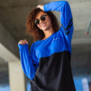 Women's Color Block Long Sleeve