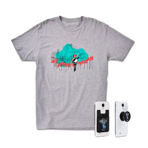 Concrete Genie Merchandise Bundle