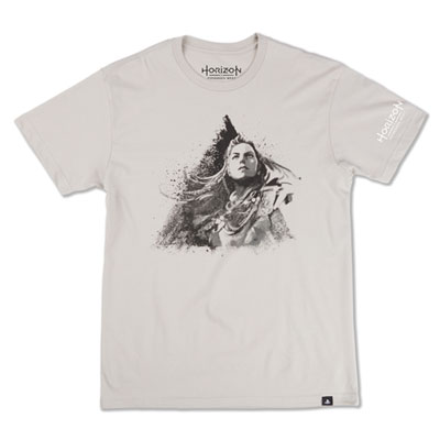 Horizon Forbidden West Aloy Warrior - Grey Tee