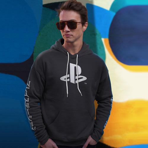 PlayStation™ Pullover Fleece Hoodie