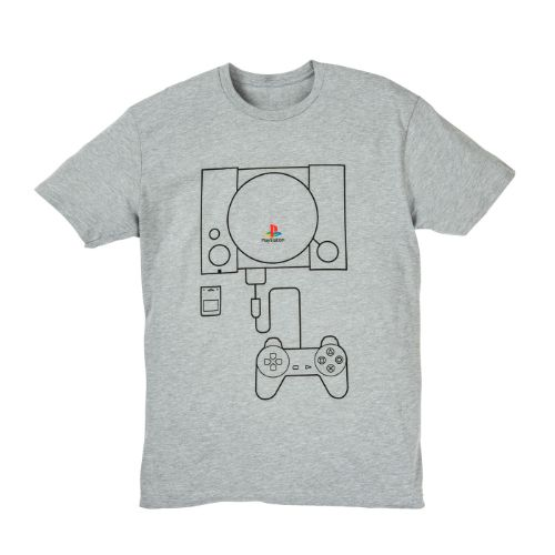 PS1 Console Tee