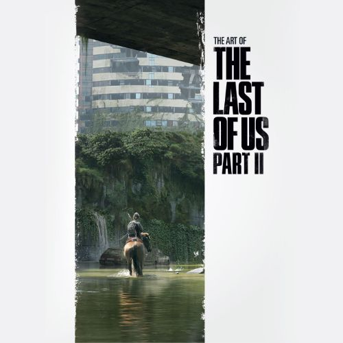 The Art of The Last of Us Part II Hard Cover