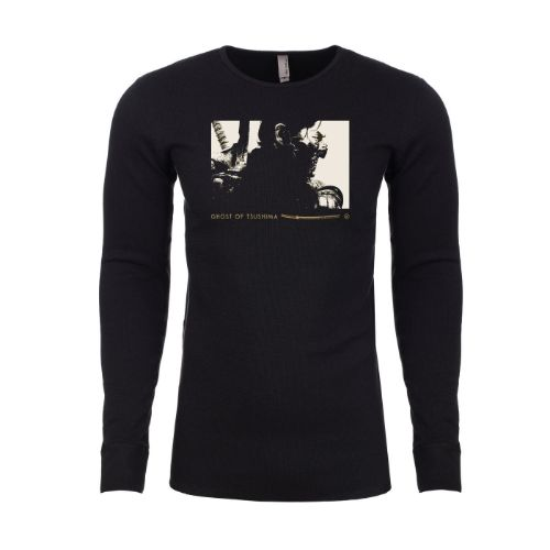 Ghost of Tsushima Katana Thermal Shirt