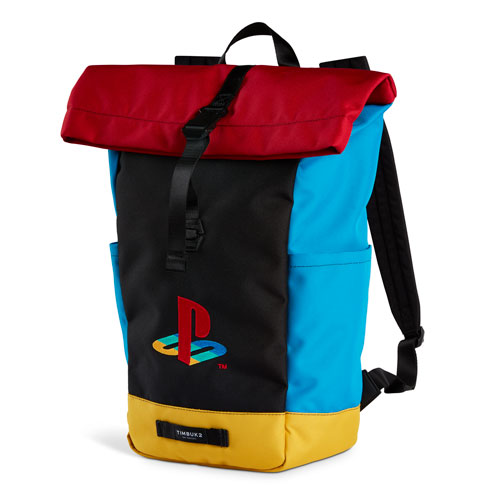 PlayStation Backpack Inspired by Original Logo