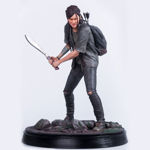 The Last of Us Part II: Ellie statue